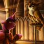 Fanart - MLP. The Twilight Bird