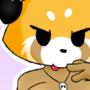 retsuko and haida things