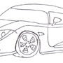 Custom Transformer, Car Mode by Holmfry