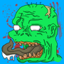 Zombie Icon by StephBot