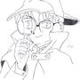 Detective Conan by renespola