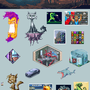 Old pixel works by raynoa