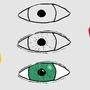 why an eye ? by einbiegel