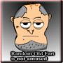 Random Old Fart is Not Amused by firenova1295