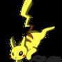 Pikachu Jump by styrecat