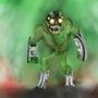 Alien Monster by JackDCurleo