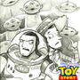 Toy Story Sketch by DatBoiDrew