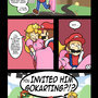 mario screws up