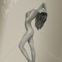 Caught woman by KayaKure