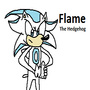 Flame The Hedgehog by MountainMusic