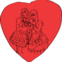 Maids of Heart by CrazyDsMind