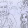 Hera e Sasha Grey