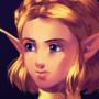 BoTW 2 Zelda Redraw