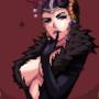 Sorceress Edea pixel art
