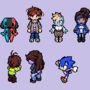 Round up of my Lil' Sprite series thus far!