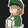 Anime Irish/Scottish Girl