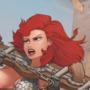 DeviantHunter: Red Hot Sonja