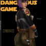 Sabine's Dangerous Game. Comic Cover
