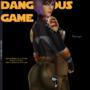 Sabine's Dangerous Game. Comic Cover