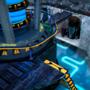 3D Sci-Fi Lab Interior