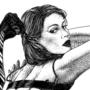 Apollonia Saintclair 817 - 20180916 Les reins du pouvoir (The woman with the tie)