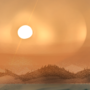 Zephyr and the sun