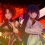 Honkai impact 3rd: Himeko and Mei