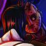 Jason x Sadako