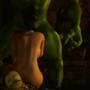 Caylian the Ork Hunter (gif)