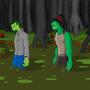 swamp walk by Rennis5
