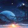 Starjumpbridges by Kamikaye