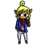 Tetra the Hipster by Aigis