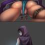 Frosty sketch 2 render - WIP