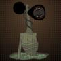 Siren Head It Will Be Back? (Fan Gif from GW Uinverse)