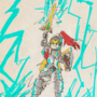 Guardian Tales - Knight with Rivera