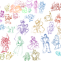 characters from memory