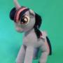Twilight Sparkle amigurumi