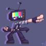 TV but in pixel
