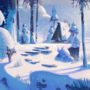 Winter Wonderland - A Stylised Illustration Tutorial