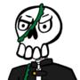 Skeleton Man Art