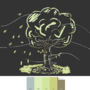 Color Palette Challenge - SEPTEMBER TREE