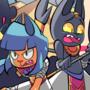 Tomb Cats: Moonlight Ambush