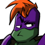 Punker Donatello (Rise)