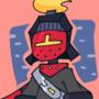 knight dude