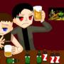 Bar therapy Ovidiu & Ryan by Agent6-7
