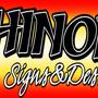Shinobi Signs Logo