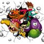 Crazy Crash! by FUJIMON