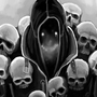 Skull Collector by Rhunyc