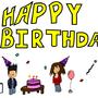 Happy Birthday Kaley by SirCucumber