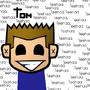 Tom Teehaa! by snakekid1997